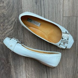 ARNOLD CHURGIN Leather Loafer